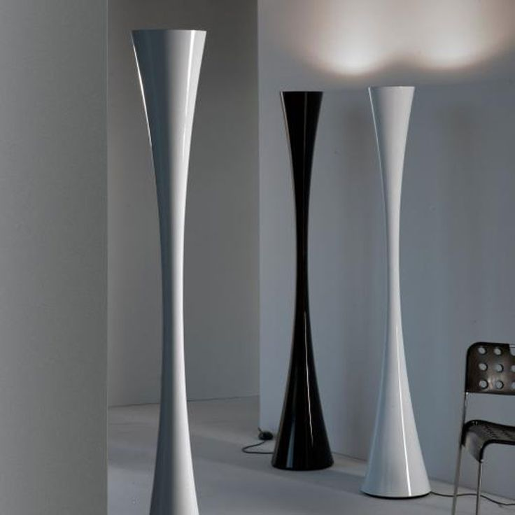 Discover All The Information About The Product Floor Standing Lamp /  Original Design / Resin BICONICA By Elio Martinelli 1987   Martinelli Luce  Spa And Find ...