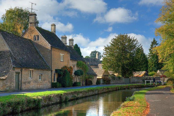 Der Rundweg durch die Cotswolds führt durch eine Reihe der schönsten Dörfer dieser Bilderbuchlandschaft, die unser Bild des typischen England wie keine andere geprägt hat
