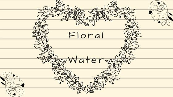 Natural Skin Care - Floral Water www.sta.cr/2Qd54