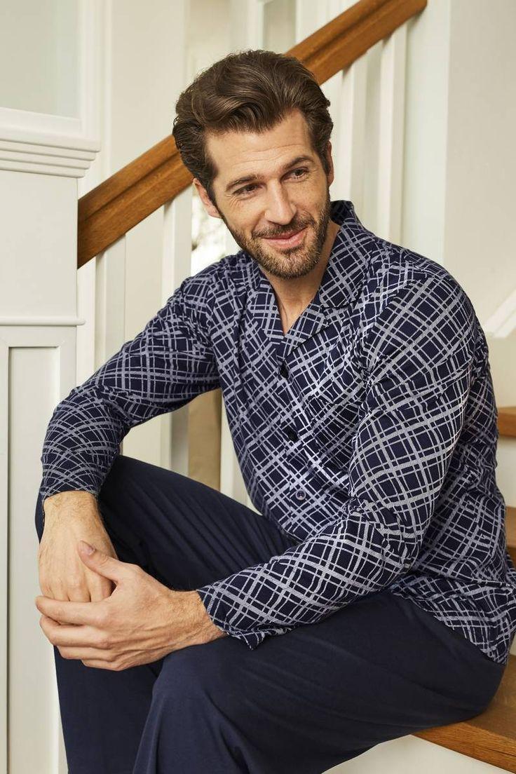 102 best Pyjamas och 2-delat, herr images on Pinterest   Männer ...