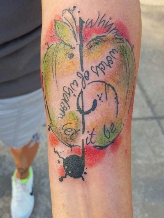 98 best the beatles tattoos images on pinterest beatles tattoos fan tattoo and george harrison. Black Bedroom Furniture Sets. Home Design Ideas