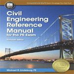 Civil Engineering Reference Manual for the PE Exam | Resources  Civil Engineering Academy provides Reference Manual for the PE Exam , which prepares people to take the NCEES Civil PE exam,including practice problems, solutions, equations, and exam topic.