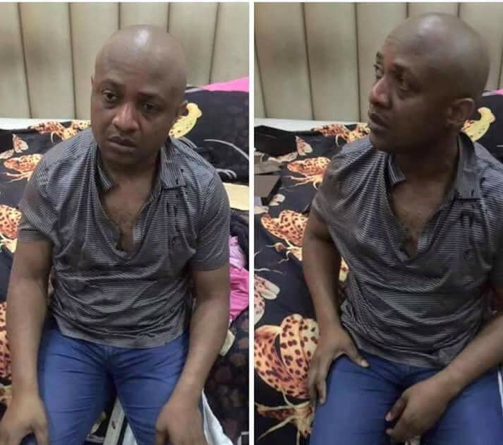 Intelligence Response Team (IRT) Headquarters Abuja Celebrating The arrest of Evans The most Brilliant and Notorious High Profile Kidnapper in the History of Nigeria who have Collected Billions of Naira As Ransom over the last 7yrs as the Kingpin of Kidnappers. Subject was Arrested 1pm today 10/6/17 in His Mansion at Magodo Estate Lagos.  Kudos for Nigeria Police who declared Evans wanted and Mobilized all the Resources of Nigeria police force led My The Intelligence Response Team IRT…