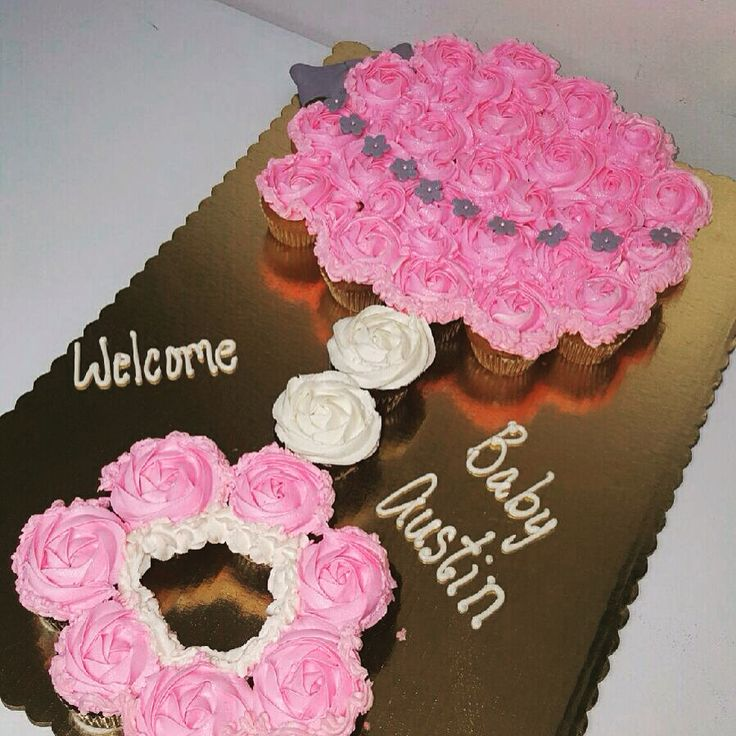 Baby Rattle Cake Decoration : 25+ Best Ideas about Baby Rattle Cupcakes on Pinterest ...