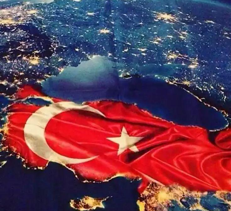 Türkiyem vatanım...