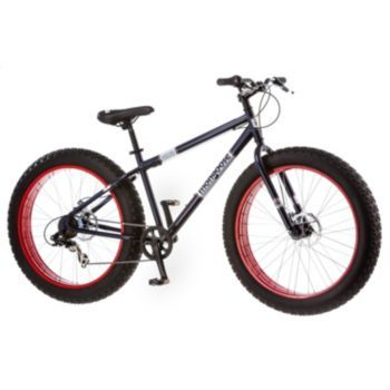 Men's+Mongoose+Dolomite+26-in.+Fat+Tire+All-Terrain+Bike