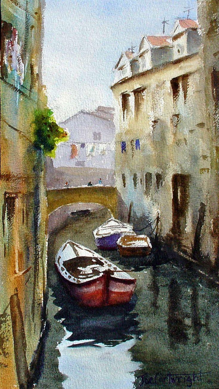 Watercolor artist magazine palm coast fl - Venice