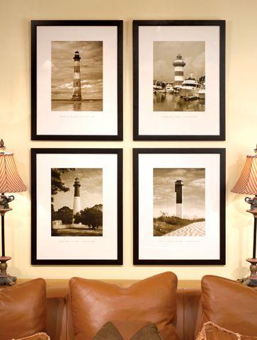 lighthouse photos for the house