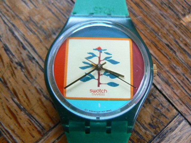 Here is your chance to own a very rare and awesome Swatch watch. at a great price. This watch is in pretty good shape but does have a couple minor scratches on the glass. We put a fresh battery in the watch and it is all ready to head to a new home. | eBay!
