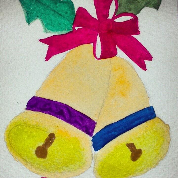 Campanas navideñas