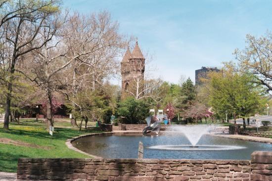 Bushnell Park, Hartford, CT