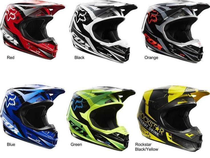 Mas De 25 Ideas Increibles Sobre Dirt Bike Helmets En Pinterest