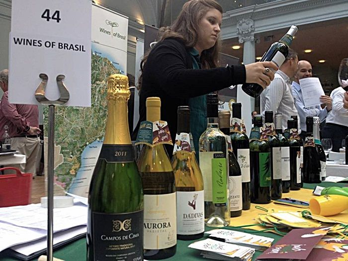 Go Brazil wines: the only company in the UK to work exclusively with Brazilian wines.