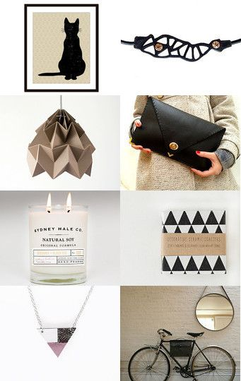 Little Black T by Rossana on Etsy--Pinned with TreasuryPin.com