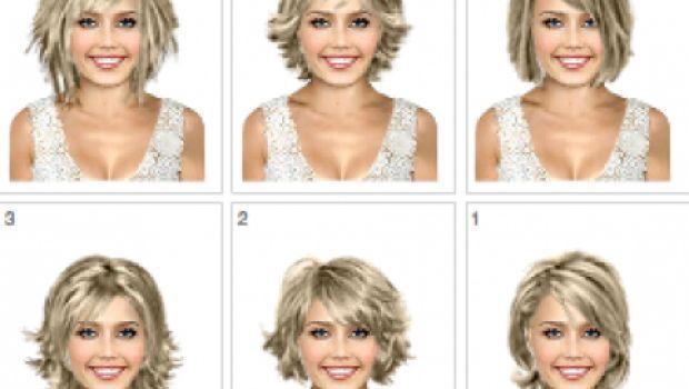 Veja como vai ficar o seu corte de cabelo ou a sua nova tintura com um programa online