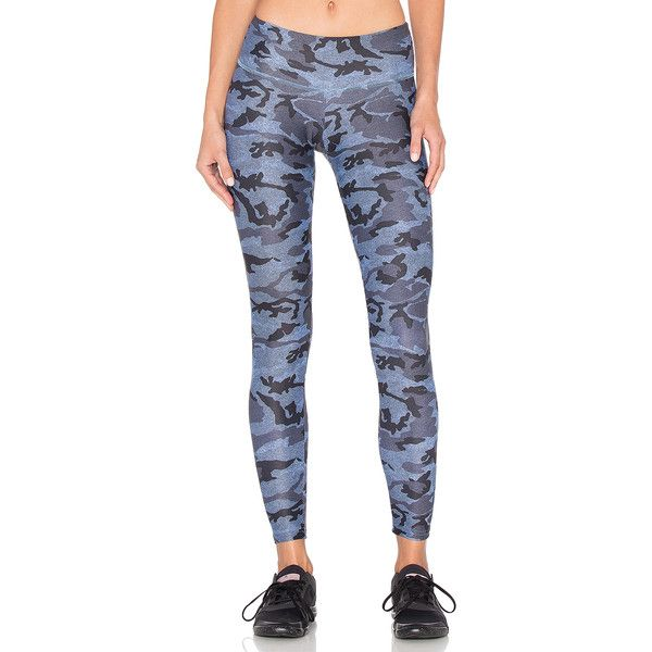 STRUT-THIS The Teagan Legging ($78) ❤ liked on Polyvore featuring pants, leggings, activewear, stretchy leggings, lycra leggings, white spandex pants, white stretch pants and white leggings
