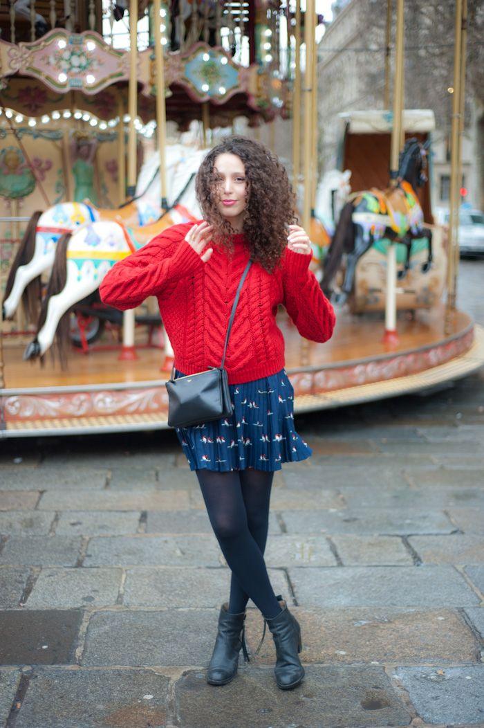 France | Isabel Marant sweater, Zara jacket, Acne pistol boots ...