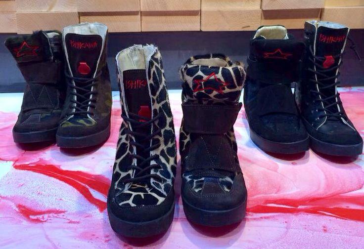 sneakers - BOOT e SUN zeppa 8cm  Ultimi numeri... fino a domenica -50% Via Cavour, 104  054438143