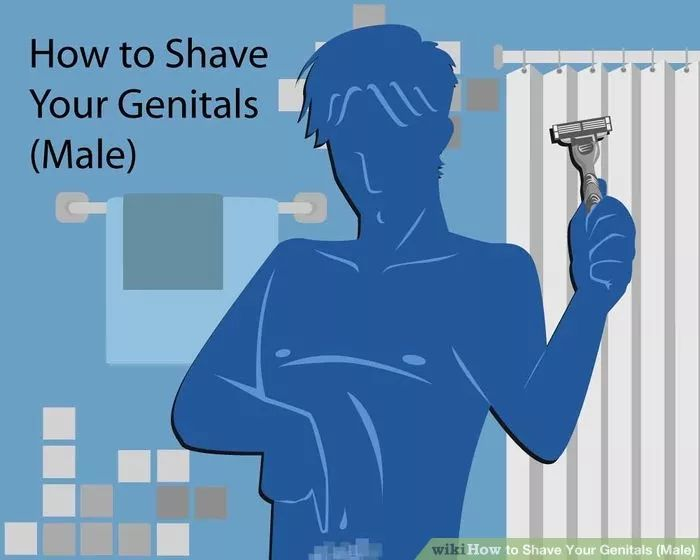 Shave Your Genitals Male  Homeopathy And Health -7401