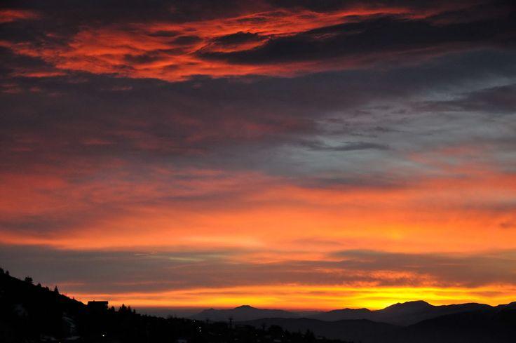 Sunrise over Popova Shapka - Shar planina