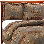 Croscill® Galleria Chocolate Oversized King Comforter Set $249.99