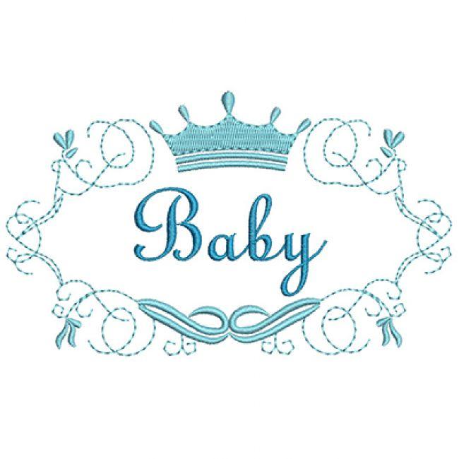 MOLDURA BABY 13 CM                                                                                                                                                                                 Mais