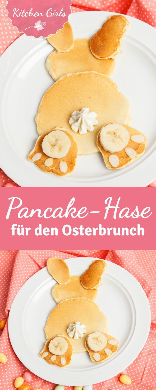 Ein besonderes Pfannkuchen-Frühstück für die Kleinen und Großen - nicht nur zu Ostern.