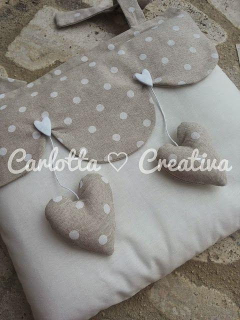 Carlotta Creativa: Copriforno