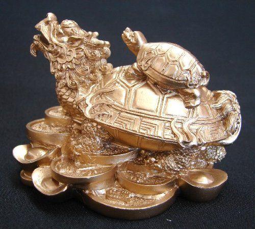 Feng Shui Dragon Turtles