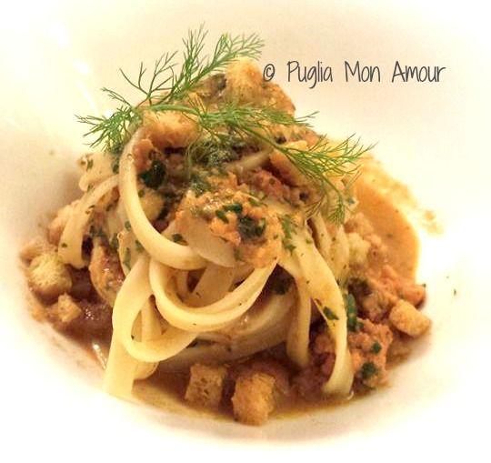 Buonissimi! Spaghetti ai ricci di mare! http://pugliamonamour.it/spaghetti-ai-ricci-di-mare/