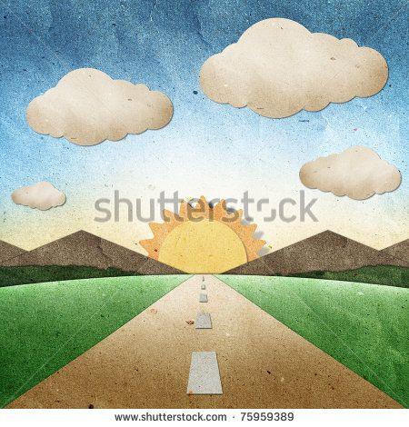 Mountain Road Stock Illustrations & Cartoons   Shutterstock