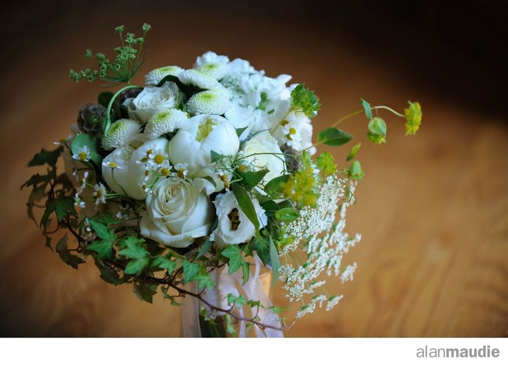 Calgary Bridal Bousquet