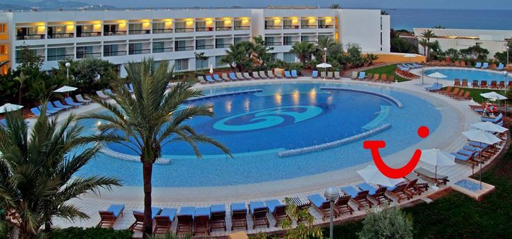 Grand Palladium Palace Ibiza Resort & Spa - Hotel | TUI