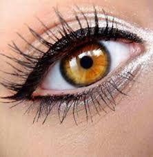 Resultado de imagen para ojos de color miel