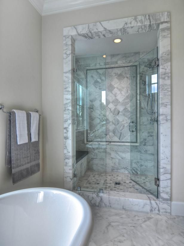 453 best images about master bathroom on pinterest for Gray and brown bathroom ideas