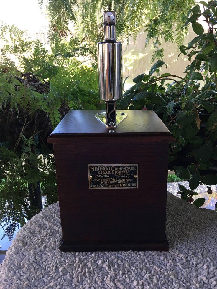 Midland Jump Light Cigar Lighter by MidlandCigarLighters on Etsy