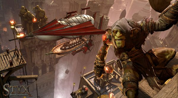 The full E3 2014 15 minute gameplay presentation of Cyanide Studio's prequel to Of Orcs and Men, Styx: Master of Shadows, has been released for all to see by Focus Home Interactive.