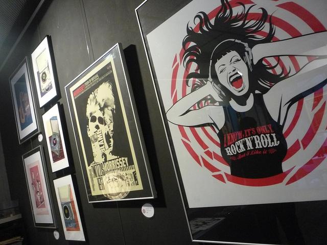 Art & Sons show