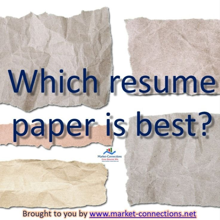 Learn about resume paper color resume paper texture