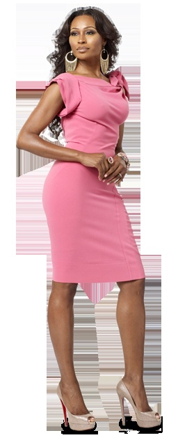 The Real Housewives of Atlanta's Cynthia Bailey - Enneagram Type 6