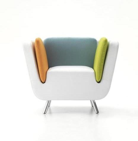 nook arm chair > karim rashidLounges Chairs, Home Interiors Design, Lounge Chairs, Nooks Lounges, Furniture, Modern Interiors, Design Home, Karim Rashid, Karimrashid