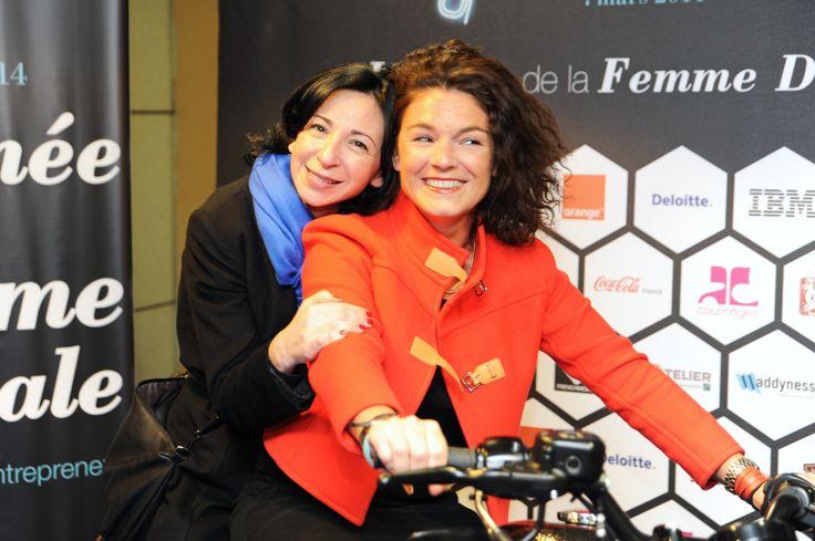 Journée de la femme digitale 2014 #JFD  crédit photo : François Tancré - Eventpixr