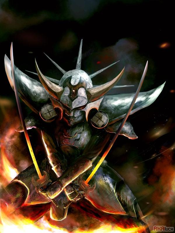 Samurai Troopers / Kikoutei armor / Inferno | Yoroiden Samurai ...