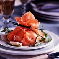 Salmon and Scallops: Gastronomic, easy, makes think you own a fancy restaurant ;)