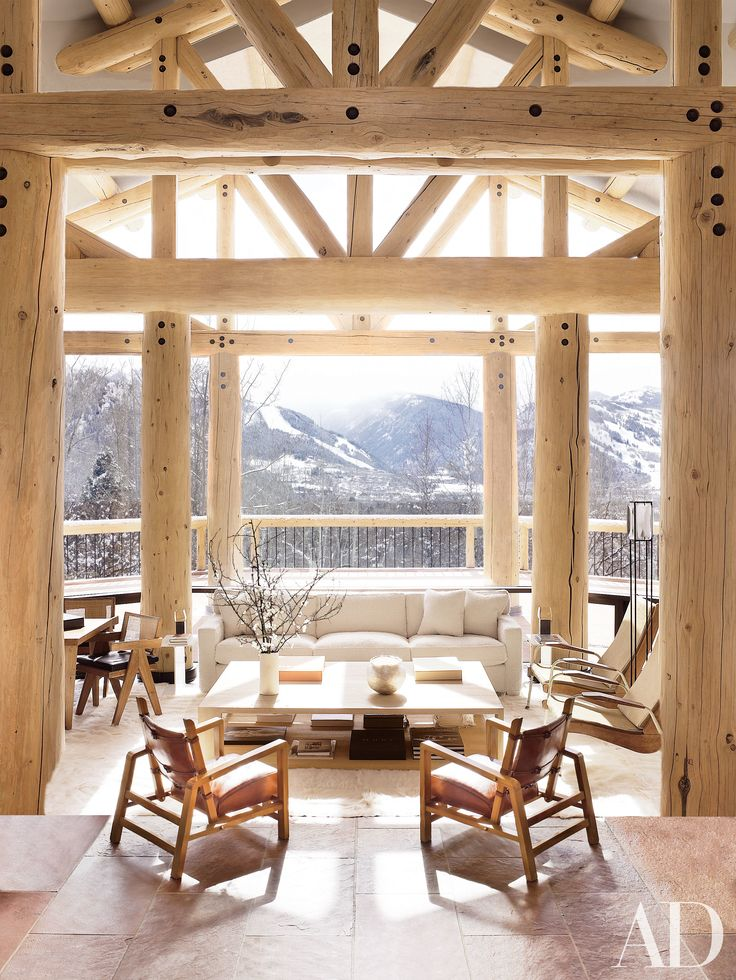 Beautiful Winter Getaways Photos   Architectural Digest