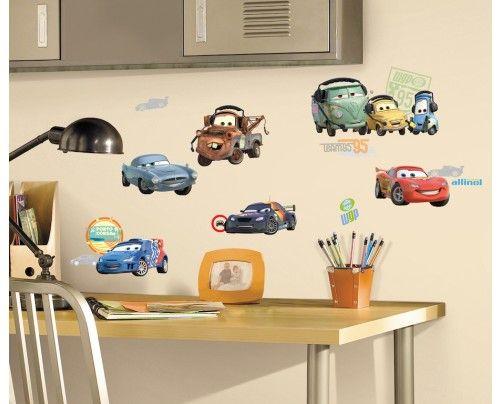 Popular Disney Cars Muurstickers