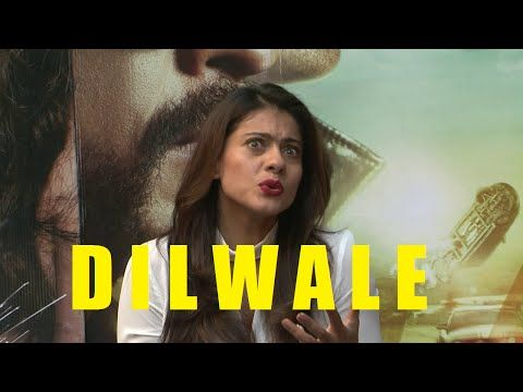 Kajol Devgan's UNCUT interview for the movie DILWALE.