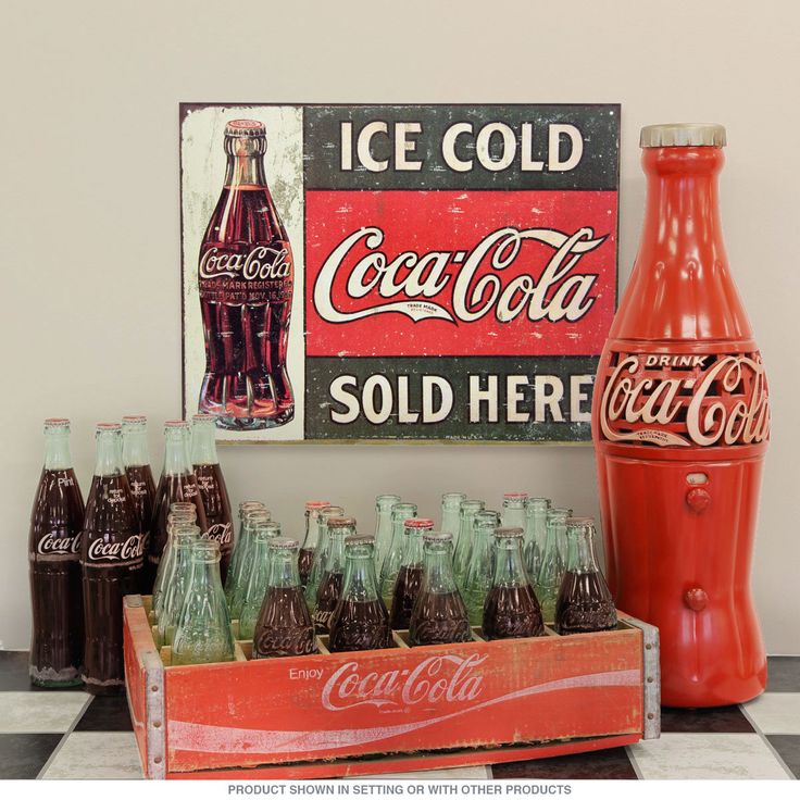 Coca Cola Kitchen Curtains: 141 Best Coca-Cola Images On Pinterest