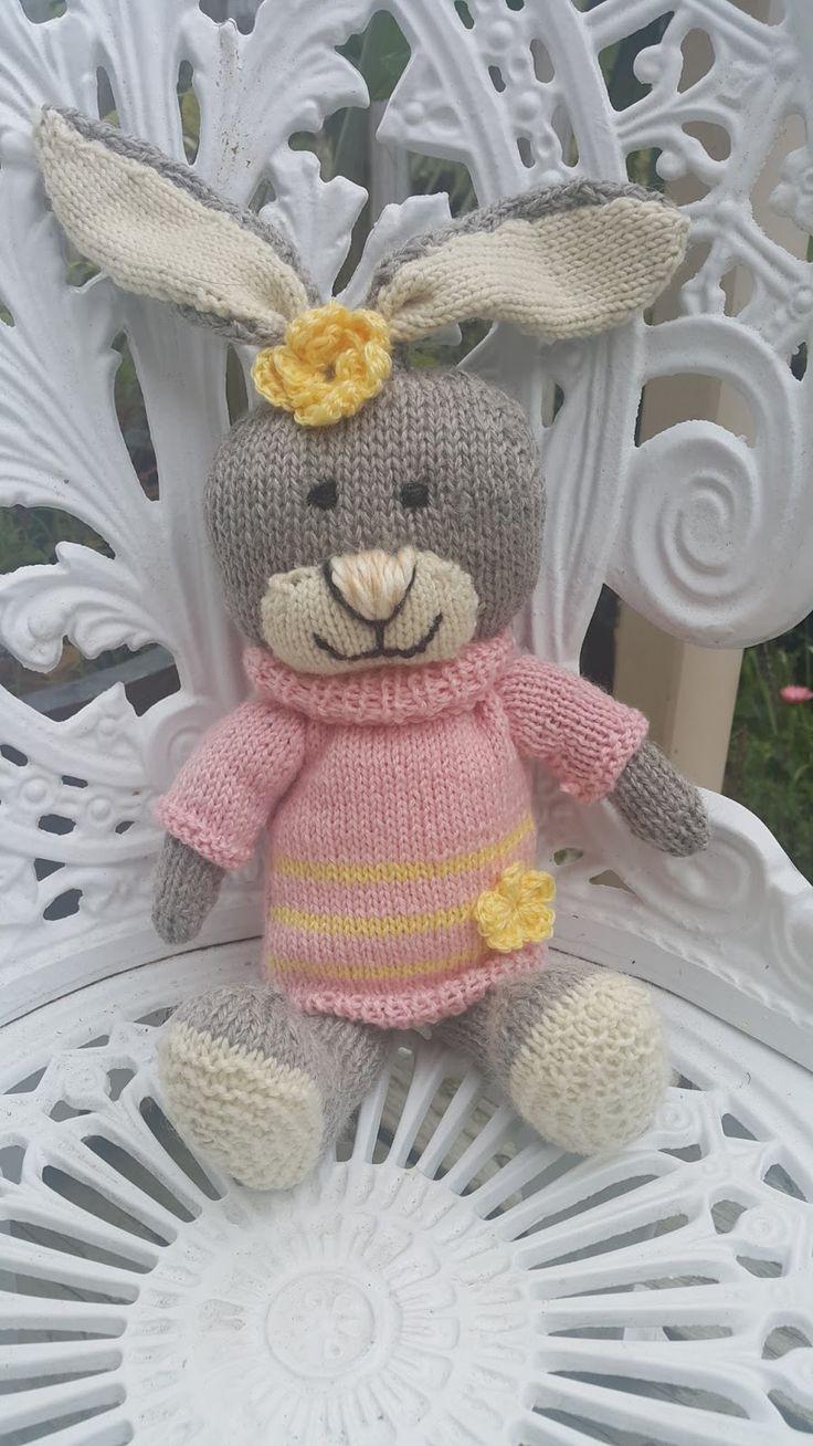 Miss Bunny by Lisa .. Lydias Treasures