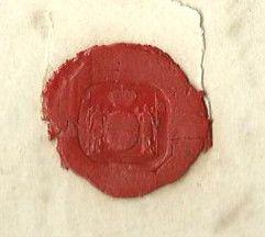 Lettera Autografa di Carlo Lodovico di Borbone - Il Segreto del Granduca